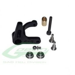 Plastic Bell Crank Leveler - Goblin 500/570