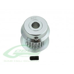 Aluminum Motor Pulley 19T - Goblin 380