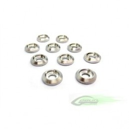 H0007-S - Aluminum Finishing Washers (10pcs)