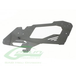 Carbon Fiber Main Frame - Goblin 380