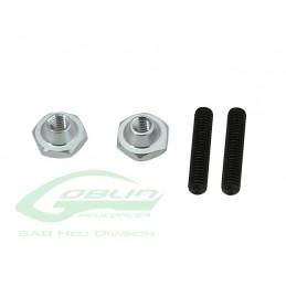 Aluminum Canopy Position - Goblin 380