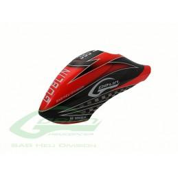 Canomod Airbrush Canopy SAB Red/Black - Goblin 380