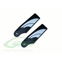 Plastic Tail Blades 70 MM - Goblin 380