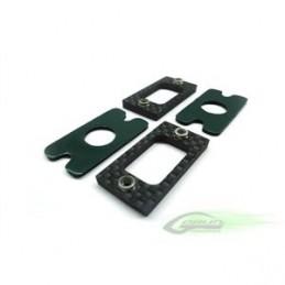 Carbon Fiber Tail Locking Reinforcement (2pcs) - Goblin 630/700/770