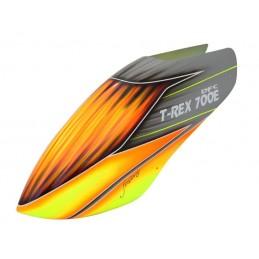 FUSUNO TITYOS Airbrush Fiberglass Canopy Trex 700E DFC