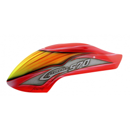 Fusuno Red Cobra Design Canopy Goblin 570