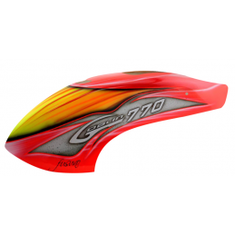 Fusuno Red Cobra Design Canopy Goblin 770