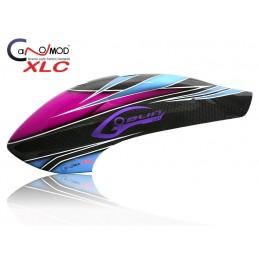 XLC-GB500-C04 - Violet - Goblin 500 FULL CARBON Canopy