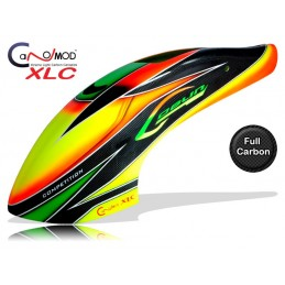 XLC-GB630C-C01 - Xeros - Goblin 630 Competition FULL CARBON Canopy