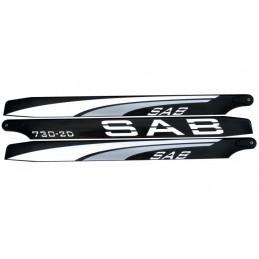 PALES SAB 730 - 2FS BLADES (3 PALES)