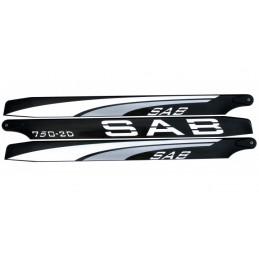 PALES SAB 750 - 2FS BLADES (3 PALES)