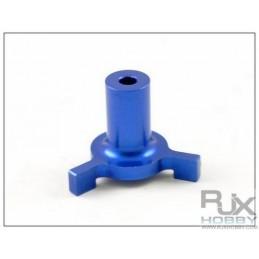 RJX Swashplate Leveler (3.5 mm) blue