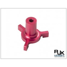 RJX Swashplate Leveler (3.5 mm) red