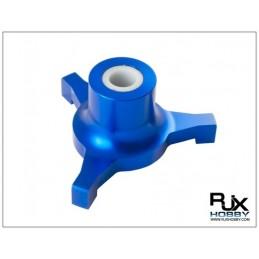 RJX Swashplate Leveler (12 mm) blue