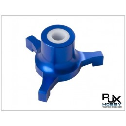 RJX Swashplate Leveler (5mm) Blue for 450L