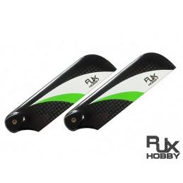 RJX Vector Vert 105 mm Tail CF Blades
