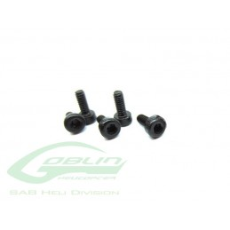Socket Head Cap M2x6 - Goblin 700