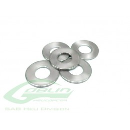 WASHER 5 X 7 X 0.1mm - GOBLIN 380