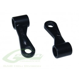 Plastic Radius Arm - Goblin 500/570/630/700/770 Competition/Speed
