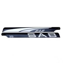 PALES SAB 550 BLACKLINE CARBON BLADES