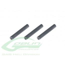 Aluminium Spacer 28mm - Goblin 500/570