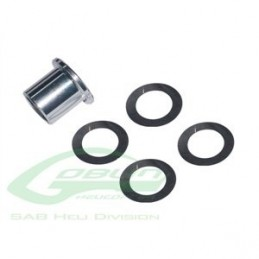 Aluminium Main Shaft Spacer - Goblin 500/570