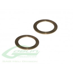 SPINDLE SPACERS 8 x12,5 x 05 - Goblin 500/570