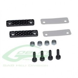 Carbon Fiber Tail Locking Element - Goblin 500/570