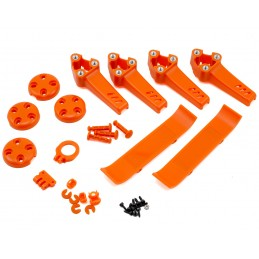 Vortex 250 PRO Pimp Kit Orange