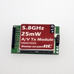 Vortex 25mW A/V Transmitter (module only)