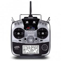 RADIOCOMMANDE FUTABA T14SG + R7008SB MODE 1