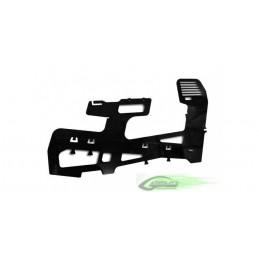 Carbon Fiber Main Frame Thick 2.5mm - Goblin 630/700