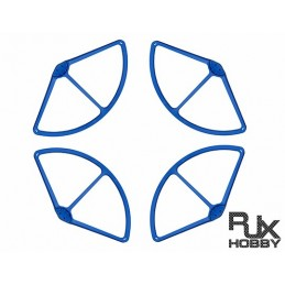RJX PROTECTION HELICE POUR DJI PHANTOM V2 BLEU