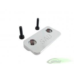 Stop Battery Tray - Goblin 630/700/770