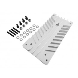 Aluminum ESC Heat Sink - YGE 160A, CC Ice160A, Scorpion 130A