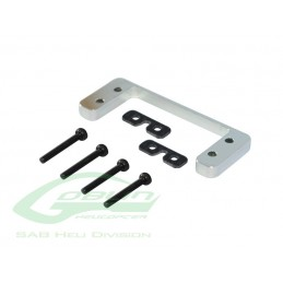 Aluminum Tail Servo Spacer - Goblin 770