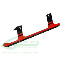 Carbon Fiber Landing Gear Red - Goblin 500