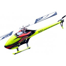 SG704 - Goblin 700 Competition rouge/jaune