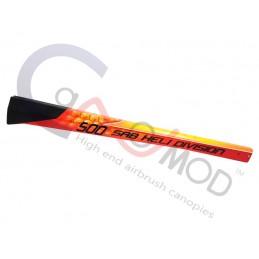 SBG-500-03 - CANOMOD Dragon Carbon Fiber Tail Boom Goblin 500