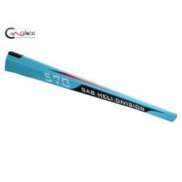 Special Design 1 - Carbon Fiber Tail Boom Goblin 570