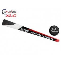 Red Eyes - Carbon Fiber Tail Boom Goblin 570