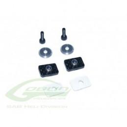 Carbon Fiber Tail Boom Block - Goblin 570