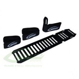 Carbon Fiber Battery Tray - Goblin 570
