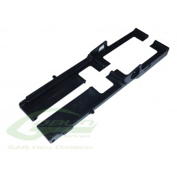 Plastic Battery Tray - Goblin 570