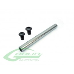 Steel 5mm Tail Spilde Shaft - Goblin 630/700 Competition