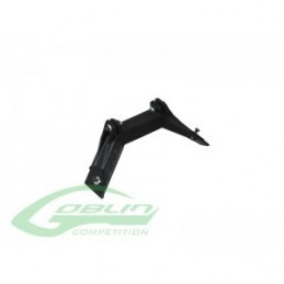 Plastic Landing Gear Support (1pc) - Goblin 630/700/770 Competition