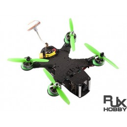 RJX CAOS 170 FPV Racing Quadcopter COMBO
