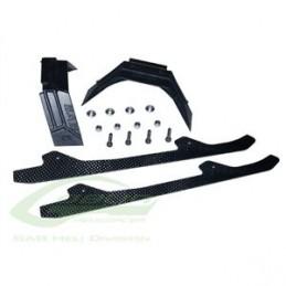 Plastic Landing Gear Set - Goblin 570