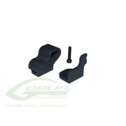 Plastic Carbon Rod Support - Goblin 570