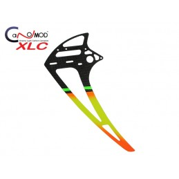 XLC-GB700C-F01 - Xeros (CF Vertical Fin Goblin 700 Competition)